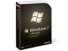 限定販売 Windos7 Ultimate  !!