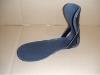 短下肢装具一体型の靴の中敷き